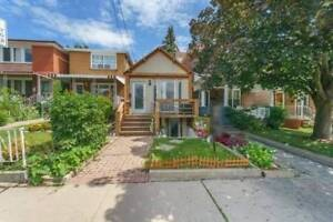 Charming Bungalow In The Heart Of Toronto At Salem Ave