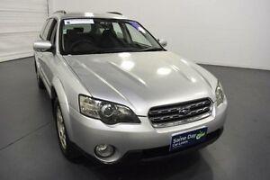 2004 Subaru Outback MY04 2.5I Silver 5 Speed Manual Wagon Moorabbin Kingston Area Preview