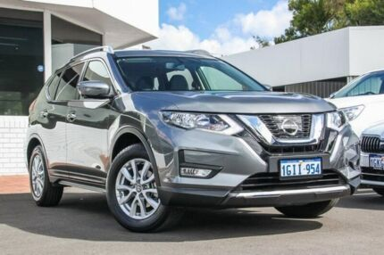 2017 nissan x trail t32 series ii ti x tronic 4wd blue 7 speed 2017 nissan x trail t32 series ii st l x tronic 2wd grey 7 speed constant variable wagon fandeluxe Choice Image