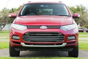 2013 Ford Territory SZ Titanium Seq Sport Shift Red 6 Speed Sports Automatic Wagon Christies Beach Morphett Vale Area Preview