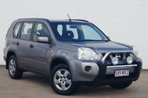 2010 Nissan X-Trail T31 Series III ST Grey 1 Speed Constant Variable Wagon Bundaberg Central Bundaberg City Preview