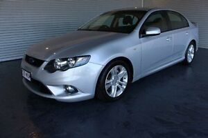 2011 Ford Falcon FG XR6 Silver 6 Speed Sports Automatic Sedan Parramatta Park Cairns City Preview
