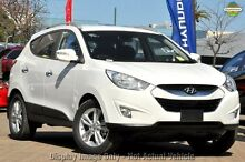 2013 Hyundai ix35 LM2 Elite AWD White 6 Speed Sports Automatic Wagon Hillcrest Logan Area Preview