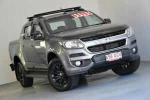 2016 Holden Colorado RG MY17 Z71 Pickup Crew Cab Grey 6 Speed Sports Automatic Utility Kedron Brisbane North East Preview