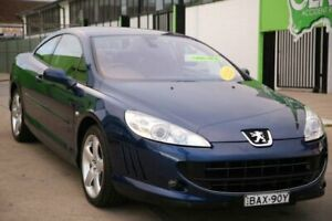 2006 Peugeot 407 HDi Blue 6 Speed Tiptronic Coupe Fyshwick South Canberra Preview