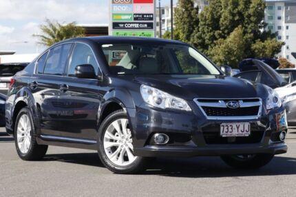 2013 Subaru Liberty B5 MY13 2.5i Lineartronic AWD Grey 6 Speed Constant Variable Sedan Upper Mount Gravatt Brisbane South East Preview