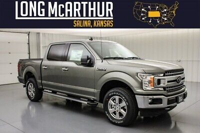 2020 Ford F-150 XLT Crew 4x4 Chrome Pkg Max Tow Pkg MSRP$55279 Heated Driver & Passenger Seats Max Trailer Tow Pkg Center Console Backup Assist