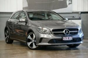 2016 Mercedes-Benz A200 W176 806MY D-CT Grey 7 Speed Sports Automatic Dual Clutch Hatchback Albion Brisbane North East Preview