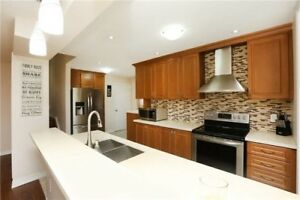 Bright, Spacious New 3Bdrm Brampton Home For Rent!