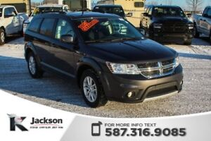 2017 Dodge Journey SXT AWD V6 | Sunroof | Navigation | DVD