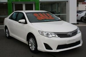 2013 Toyota Camry ASV50R Altise White 6 Speed Sports Automatic Sedan Mount Gravatt Brisbane South East Preview