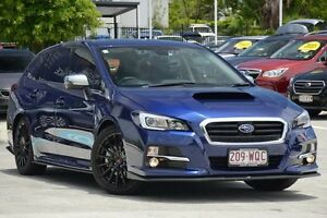 2016 Subaru Levorg V1 MY17 2.0GT-S CVT AWD Blue 8 Speed Constant Variable Wagon Toowong Brisbane North West Preview