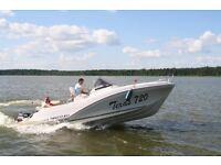Boat texas 720 (New)