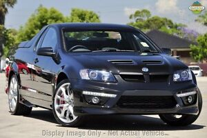 2010 Holden Special Vehicles Maloo E Series 3 R8 Black 6 Speed Manual Utility Mindarie Wanneroo Area Preview
