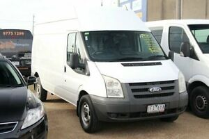 2010 Ford Transit As Shown In Picture Manual Van Dandenong Greater Dandenong Preview