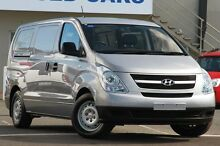 2013 Hyundai iLOAD TQ2-V MY13 Silver 5 Speed Automatic Van Tweed Heads South Tweed Heads Area Preview