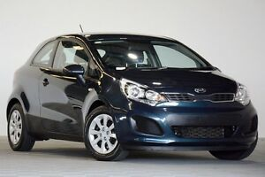 2014 Kia Rio UB MY14 S Blue 4 Speed Automatic Hatchback Coopers Plains Brisbane South West Preview