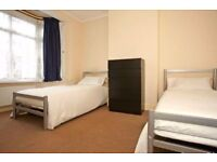 LOW BUDGET? SHARE A ROOM! AMAZING ROOMS FOR 85£ pw / EACH! We have ROOMMATE for you!!!