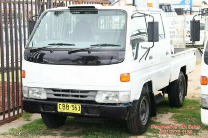 1998 Toyota Dyna DUAL CAB 5 Speed Manual Dual Cab
