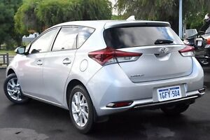 2015 Toyota Corolla ZRE182R Ascent Sport S-CVT Silver Pearl 7 Speed Constant Variable Hatchback Glendalough Stirling Area Preview
