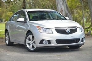 2013 Holden Cruze JH Series II MY14 Equipe 6 Speed Sports Automatic Sedan Valley View Salisbury Area Preview