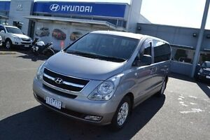 2014 Hyundai iMAX TQ-W Silver Automatic Strathmore Heights Moonee Valley Preview