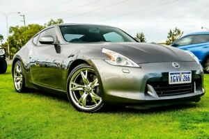 2012 Nissan 370Z Z34 MY11 Gun Metal 6 Speed Manual Coupe Wangara Wanneroo Area Preview