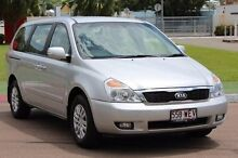 2013 Kia Grand Carnival  Silver Sports Automatic Wagon Townsville Townsville City Preview