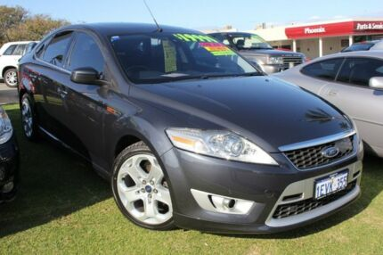 2010 Ford Mondeo MB Titanium Grey 6 Speed Auto Seq Sportshift Hatchback Pearsall Wanneroo Area Preview