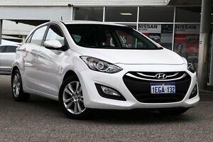 2013 Hyundai i30 GD Elite White 6 Speed Sports Automatic Hatchback Osborne Park Stirling Area Preview
