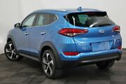 2016 Hyundai Tucson TLE Elite D-CT AWD Blue 7 Speed Sports Automatic Dual Clutch Wagon Seven Hills Blacktown Area Preview