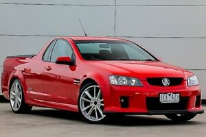 2008 Holden Ute VE SS Red 6 Speed Sports Automatic Utility Pakenham Cardinia Area Preview