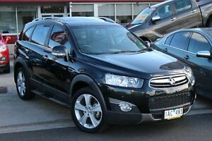 2013 Holden Captiva CG MY13 7 AWD LX Black 6 Speed Sports Automatic Wagon Cheltenham Kingston Area Preview