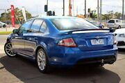2014 Ford Falcon FG MkII XR6 Blue 6 Speed Sports Automatic Sedan Seaford Frankston Area Preview