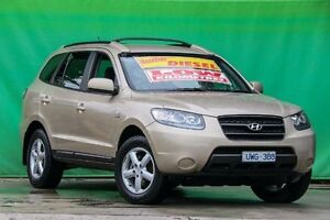 2007 Hyundai Santa Fe CM MY07 SX Gold 5 Speed Sports Automatic Wagon Ringwood East Maroondah Area Preview