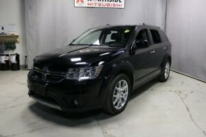 2018 Dodge Journey AWD GT Leather,  Heated Seats,  3rd Row,  Blu