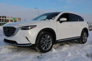 2018 Mazda CX-9 AWD GT Navigation (GPS),  Leather,  Heated Seats