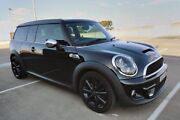 2013 Mini Clubman R55 LCI Cooper S Black 6 Speed Manual Wagon Sydney City Inner Sydney Preview