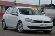 2012 Volkswagen Golf VI MY12.5 90TSI DSG Trendline White 7 Speed Sports Automatic Dual Clutch Moorooka Brisbane South West Preview