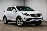 2013 Kia Sportage Si SI White Sports Automatic Wagon Welshpool Canning Area Preview