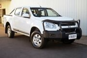 2015 Holden Colorado RG MY16 LS-X Crew Cab White 6 Speed Sports Automatic Utility Port Adelaide Port Adelaide Area Preview