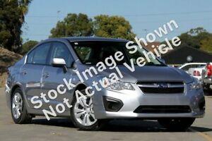 2013 Subaru Impreza G4 MY13 2.0i Lineartronic AWD Silver 6 Speed Constant Variable Sedan Currimundi Caloundra Area Preview