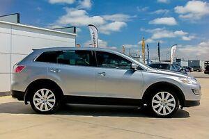 2010 Mazda CX-9 TB10A3 MY10 Luxury Silver 6 Speed Sports Automatic Wagon Pakenham Cardinia Area Preview