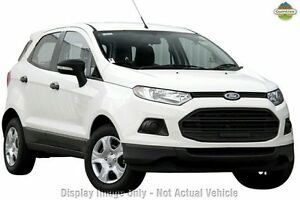 2016 Ford Ecosport BK Ambiente PwrShift Diamond White 6 Speed Sports Automatic Dual Clutch Wagon Yeerongpilly Brisbane South West Preview