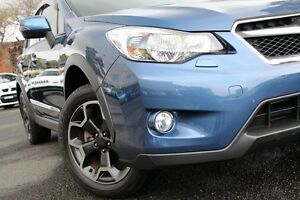 2013 Subaru XV MY13 2.0I-S Blue Continuous Variable Wagon Zetland Inner Sydney Preview