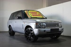 2004 Land Rover Range Rover HSE Silver 5 Speed Automatic Wagon Underwood Logan Area Preview