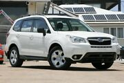 2013 Subaru Forester S4 MY13 2.5i Lineartronic AWD White 6 Speed Constant Variable Wagon Moorooka Brisbane South West Preview