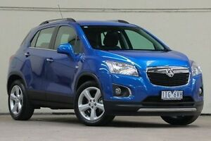 2016 Holden Trax Blue Automatic Wagon Vermont Whitehorse Area Preview
