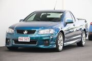 2012 Holden Ute VE II MY12.5 SV6 Z Series Blue 6 Speed Sports Automatic Utility Hillcrest Logan Area Preview