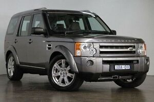 2009 Land Rover Discovery 3 Series 3 09MY HSE Grey 6 Speed Sports Automatic Wagon South Melbourne Port Phillip Preview